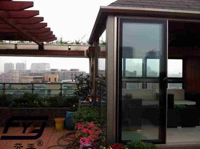南京芬亚阳光房阳台设计有限公司之芬亚阳光房*嘉业城