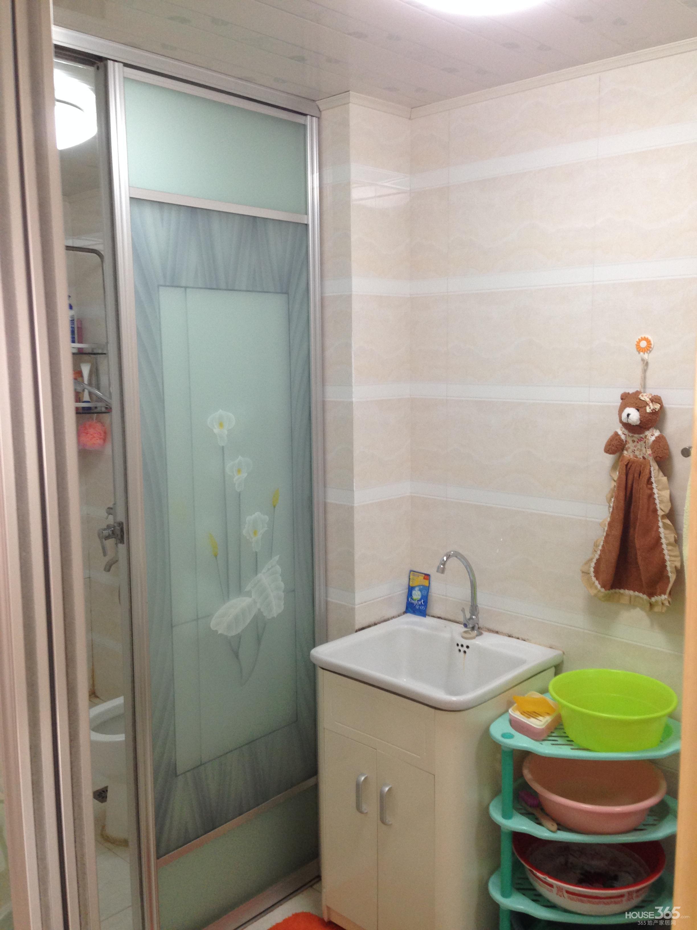欧式精装修房子图片卫生间