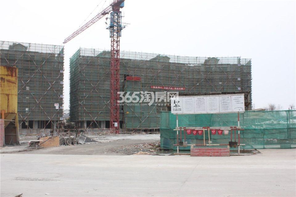 2015年3月碧水雅苑施工图