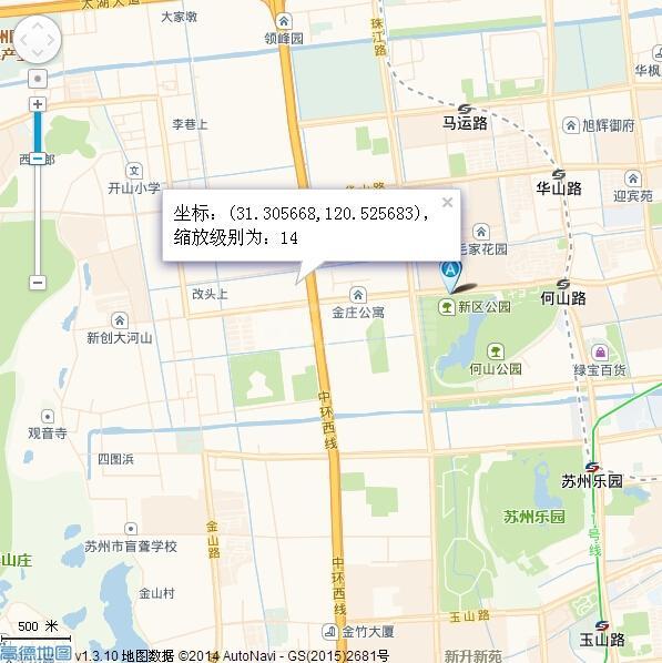 金地名悦交通图