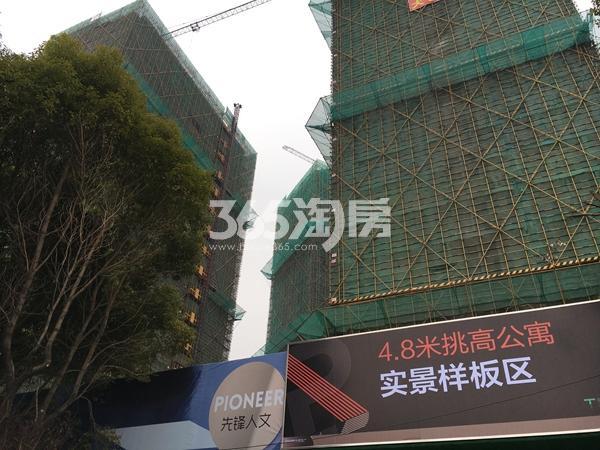 弘阳时代中心实景图(1.12)