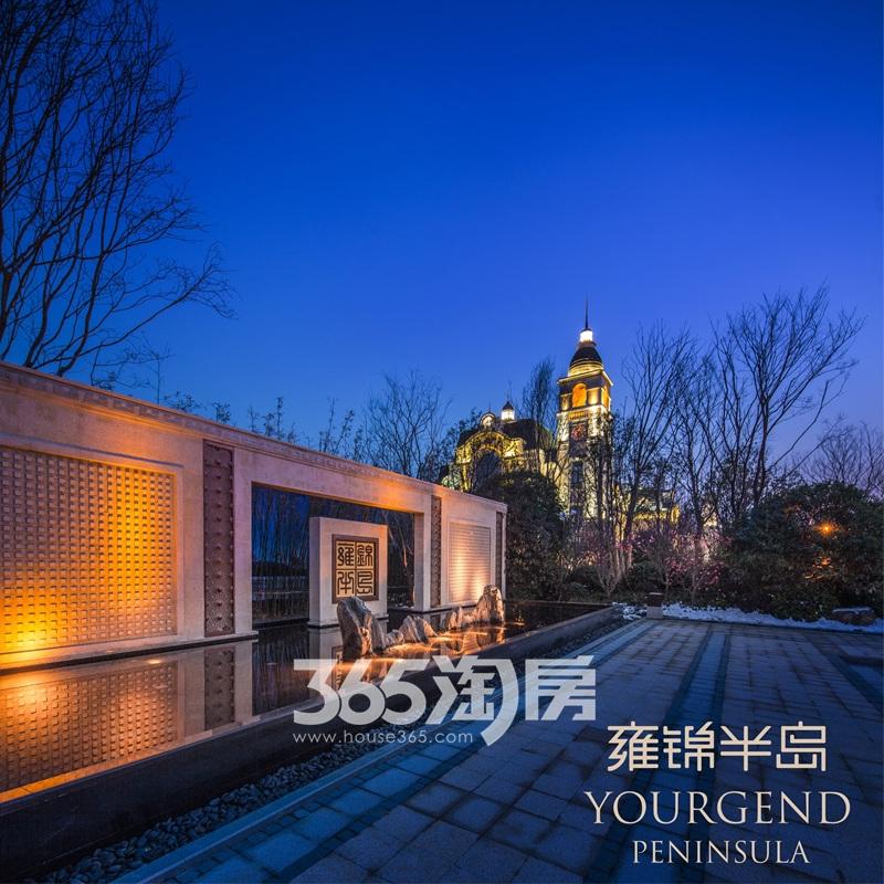 蓝光雍锦半岛a3户型图