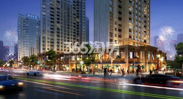 佳兆业城市广场二期效果图