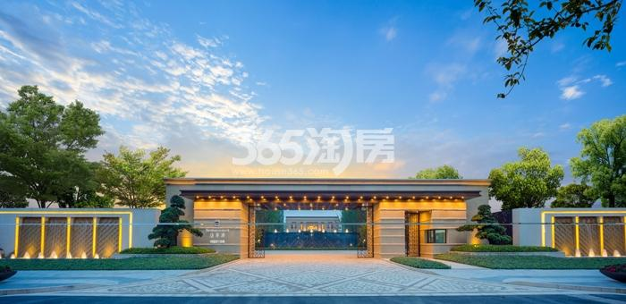 苏州唐宁府实景图