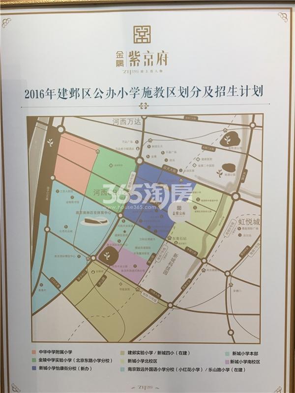 金隅紫京府小学施教区(8.6)