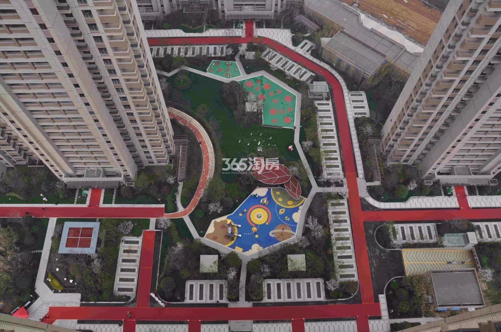 华润国际社区实景图(6.28)