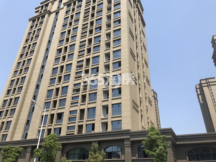 中电颐和府邸建筑进展(7.19)