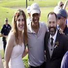 婚礼惊现不速之客 竟然是奥巴马