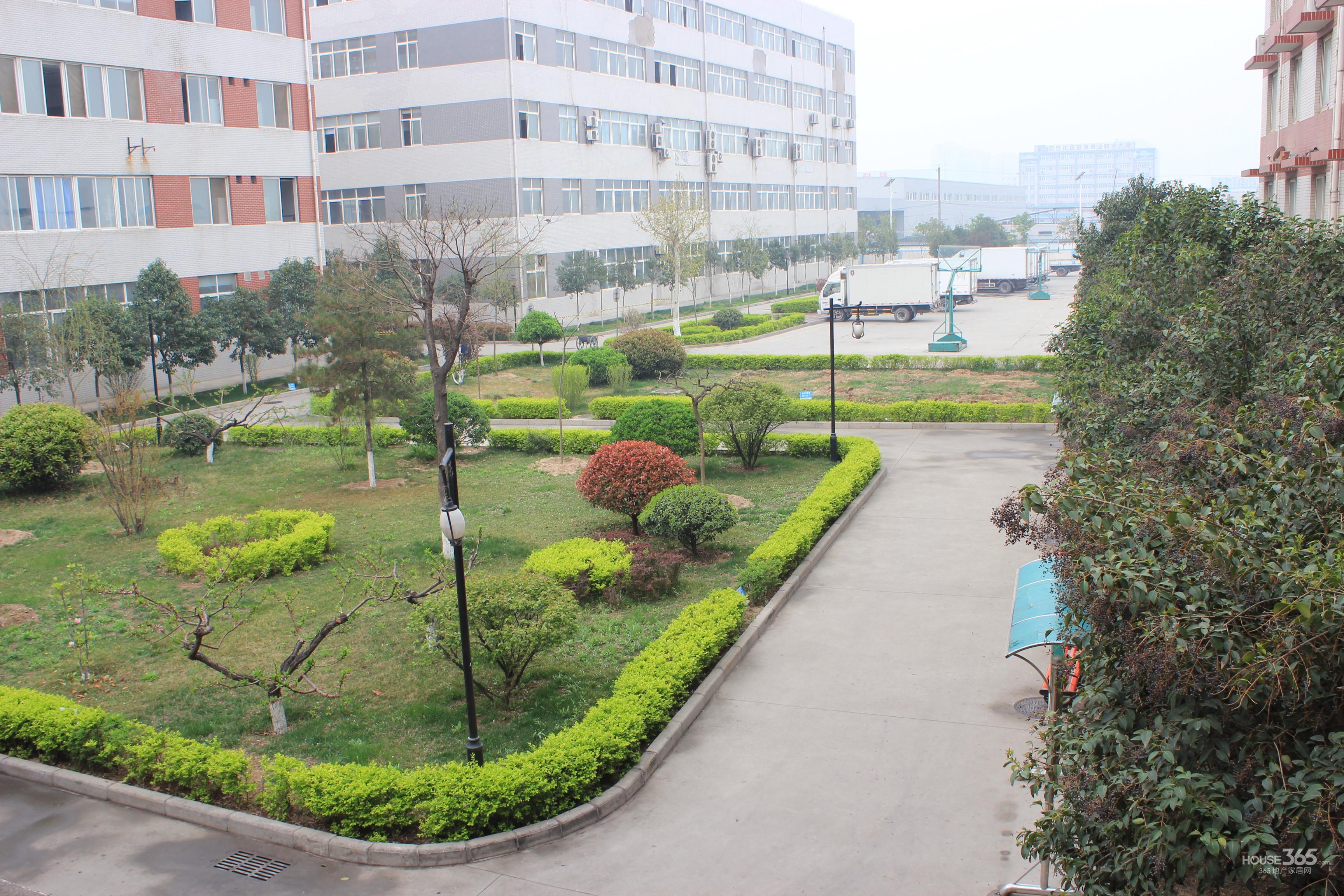 西安四季风景小区